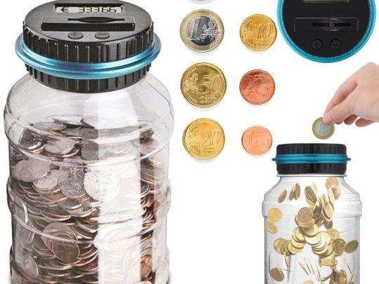 salvadanaio conta monete