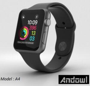 smart watch andowl