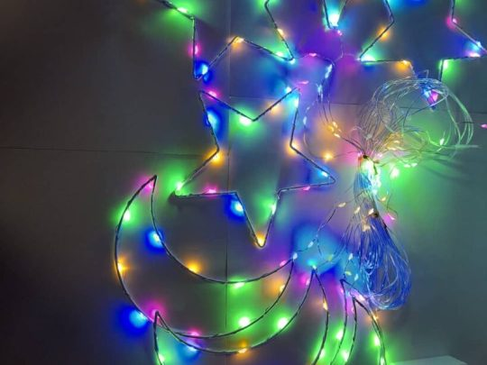 serie lampadine