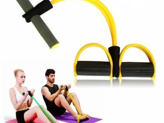 elastico gambe addome