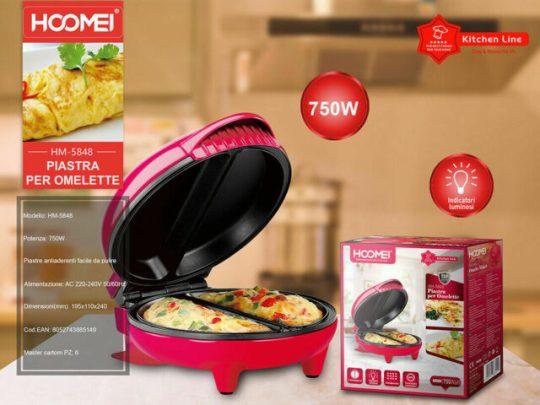 piastra omelet hoomei